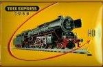 25236 Blechschild Eisenbahn Trix (30x20cm) Nitsche