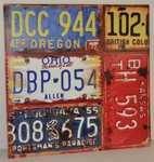 28502 US Autoschild Collage (49x49x02cm) Nitsche [640x480]